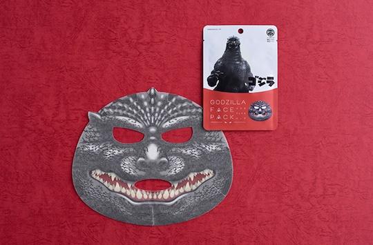 Godzilla Face Pack