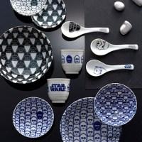 Japan Trend Shop | Star Wars Japanese Ceramic Tableware Set
