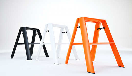 Japan Trend Shop  Metaphys Lucano Step Stool