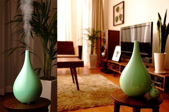 Japan Trend Shop  Middle Colors Humidifier Supersonic Wave