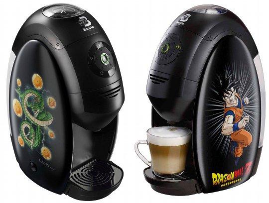 Dragon Ball Nescafe Gold Blend Barista Coffee Maker