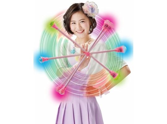 Twirl Ring Baton  Japan Trend Shop