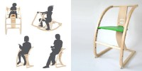 Japan Trend Shop | New Bambini convertible chair from ...