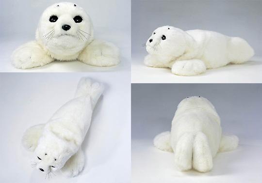 Paro Robot Seal Healing Pet
