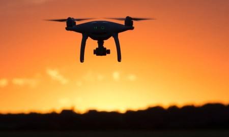 DRONE: Piloto Preso