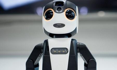 TECNOLOGIA: Robô em casa