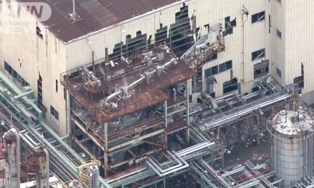 MIE: Explosão em Fábrica