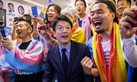 Japão elege o 1º deputado gay da história do país