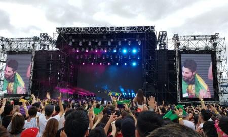 Alok contagia público no maior evento de música eletrônica da Ásia