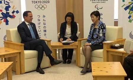 Em visita ao Japão, Dória busca parcerias e investimentos para São Paulo