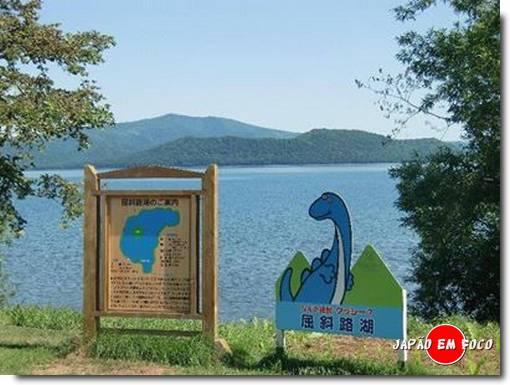 Kusshie, o Monstro do Lago Kussharo