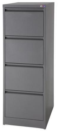 4 Drawer Vertical Filing Cabinet