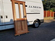 Hardwood Door Installation London (Carpenter Near Me)