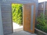 Oak Glazed Door Wanstead (Carpenter Essex)