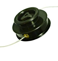 manual feed trimmer head allen super 22 brush cutter part with 2 4mm trimmer line included [ 2048 x 1513 Pixel ]