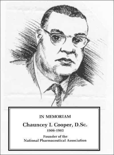 Chauncey Ira Cooper (1906–1983): Champion of Minority