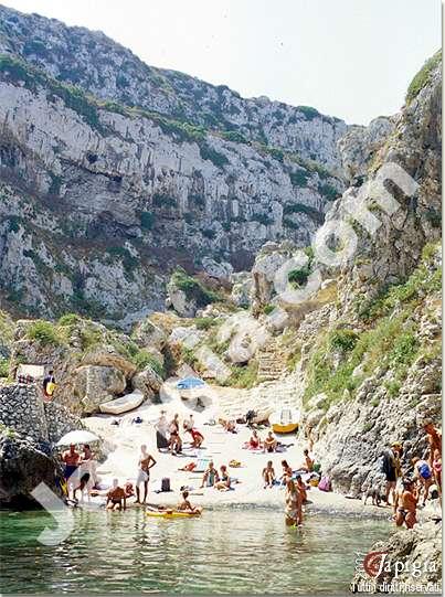 La costa adriatica
