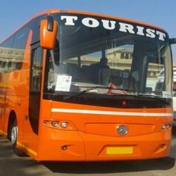 41 Seater Volvo Bus
