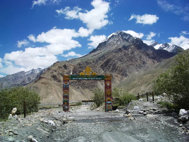 An adventurous expedition in Spiti