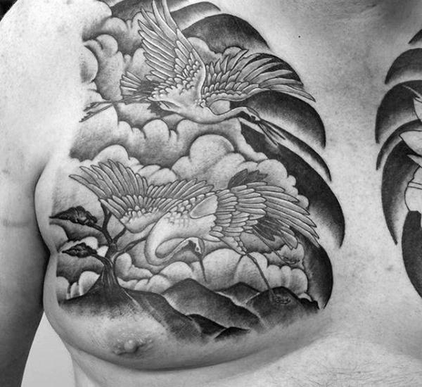 50 Tatuajes Japoneses En Blanco Y Negro Originales