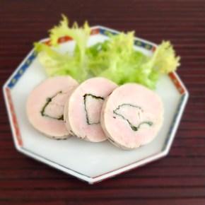 Jambon de poulet maison 自家製鶏ハム