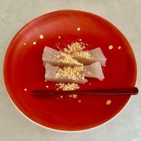 Mochi de Kuzu 葛餅