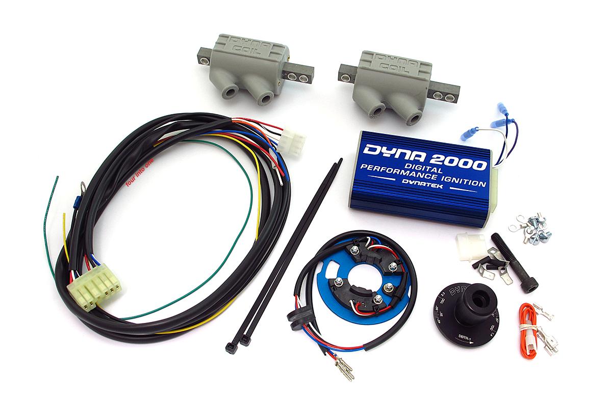 hight resolution of dyna 2000 adjustable ignition honda cb750 1100 79 83