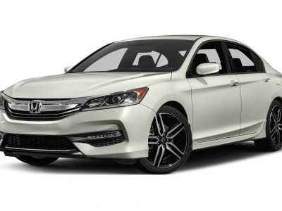 Review of the 2017 Honda Accord Sport
