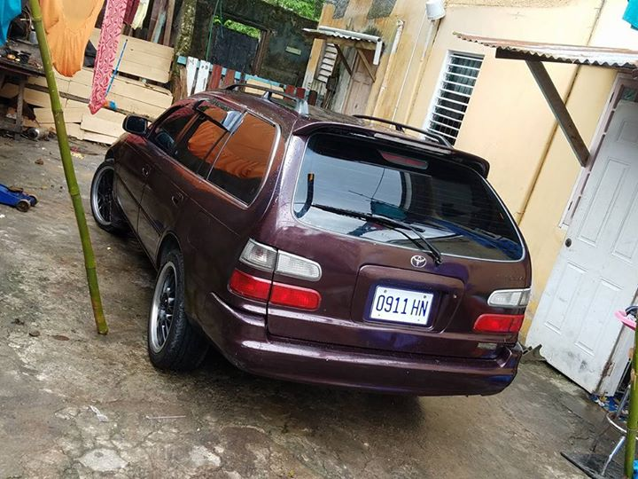 Image Of Toyota Cars For Sale In Mandeville Jamaica 1999 Toyota