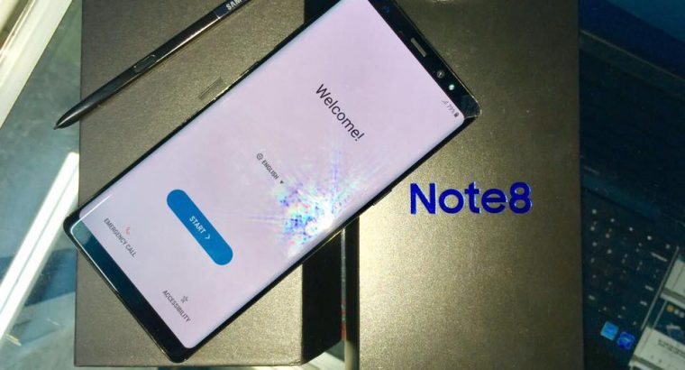 Brand New in Box Samsung Galaxy Note 8