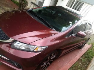2015 Honda Civic Excellent