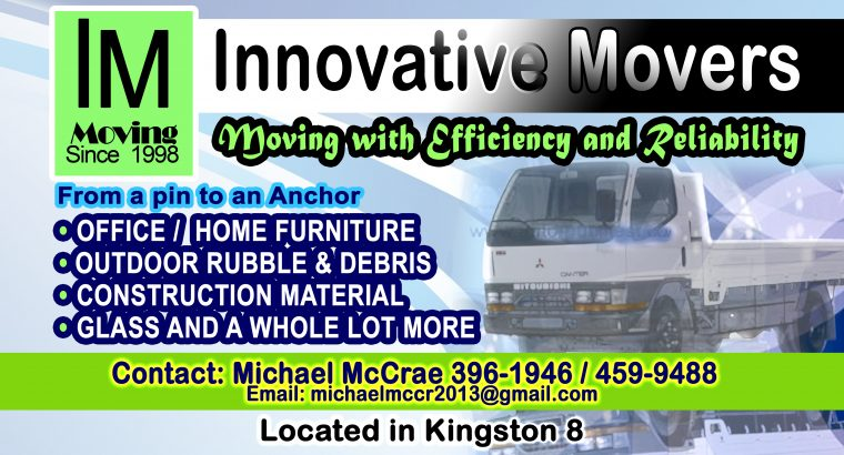 Innovative Movers