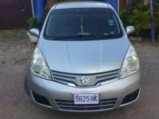 Nissan note for rent