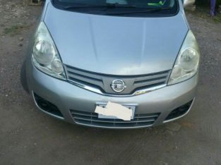 Nissan note for rental