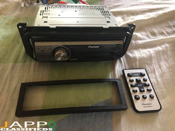 Car cd player with remote japp 1 jamaica classifieds online car cd player with remote publicscrutiny Images