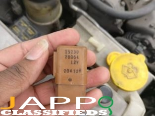 Nissan Relay Switch