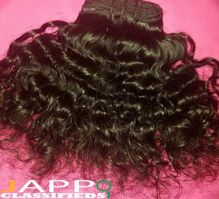 Raw Virgin and Remy Hair