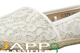 The Children's Place Kids' Espadrille Esadrille