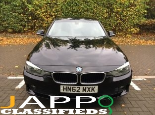 BMW 3 Series 2.0 316d SE Saloon 4dr 2013