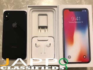 Brand new original Apple iphone x Space Gray 256gb,iphone 8/8plus gold 256gb