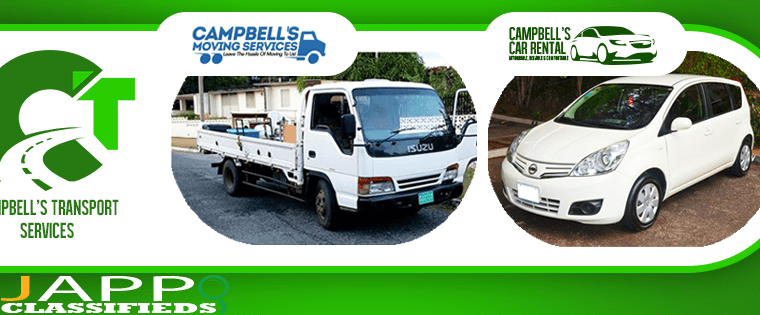 Campbell's Transport Services