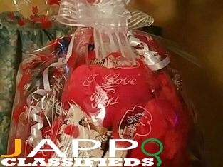 Valentine's Baskets for Sale