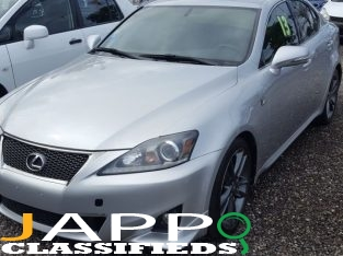 2013 LHD LEXUS IS250