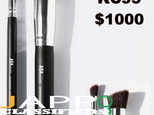 F2 Flat top Brush and the E102 Precise Flat top brush