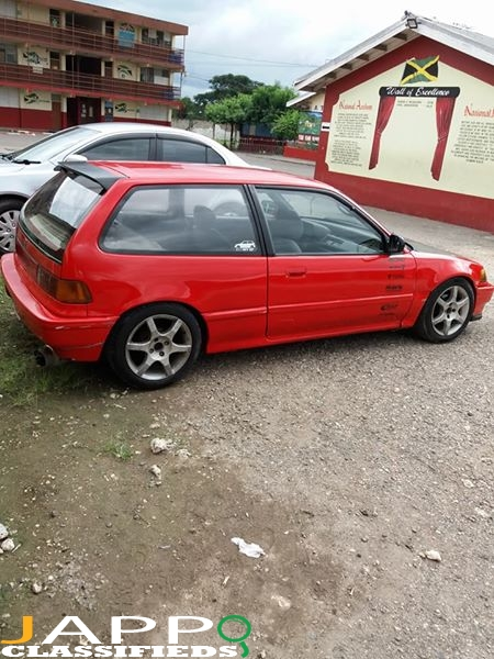 Honda Civic Ef Japp 1 Jamaica Classifieds Online Marketplace