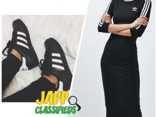 Adidas Dress and Sneakers
