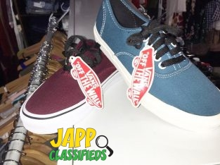 e411e0a12d VANS Sneakers – JAPP™ –  1 Jamaica Classifieds Online MarketPlace ...