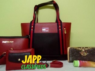Tommy Hilfiger Handbag Set