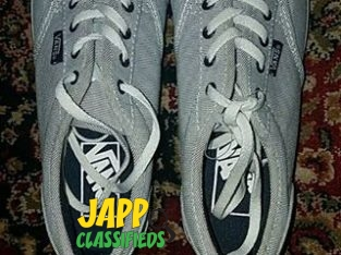d2c4ab4b85 Original Vans sneakers – JAPP™ –  1 Jamaica Classifieds Online ...