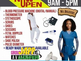 NmarC Uniforms & Medical Supplies